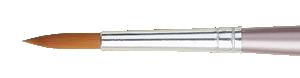 Loew Cornell Taklon Round Brush - Size 3x0