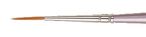 Loew Cornell Taklon Liner Brush - Size 10x0