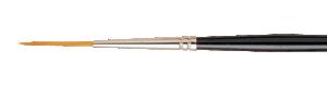 Loew Cornell La Corneille Script Liner Brush - Size 10x0