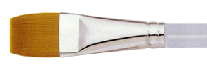 Loew Cornell La Corneille Wash/Glaze Brush - Size 3/4