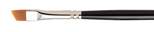 Loew Cornell La Corneille Angular Shader Brush - Size 10x0