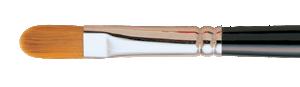 Loew Cornell La Corneille Filbert Brush - Size 10x0
