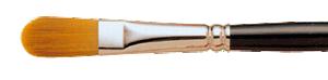 Loew Cornell La Corneille Oval Wash Brush - Size 1/2