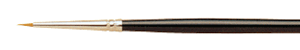 Loew Cornell La Corneille Spotter Brush - Size 18x0