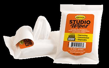 Artool Studio Wipes 12 Count Pouch