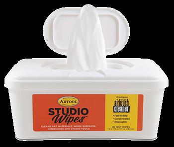Artool Studio Wipes 80 Count Tub