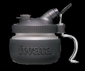 Iwata Universal Spray Out Airbrush Pot