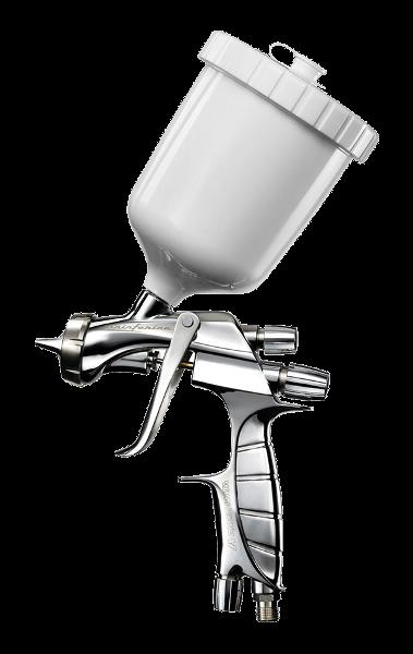 Anest Iwata Super Nova Spray Gun - HVLP LS 400-1402 (Clear) Silver Air Cap