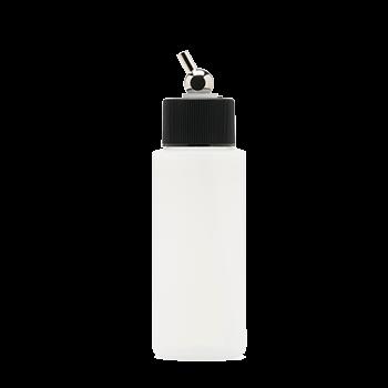 Iwata High Strength Translucent Bottle 2 oz / 60 ml Cylinder With Adaptor Cap
