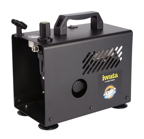 Iwata Smart Jet Pro Compressor (with Smart Technology)