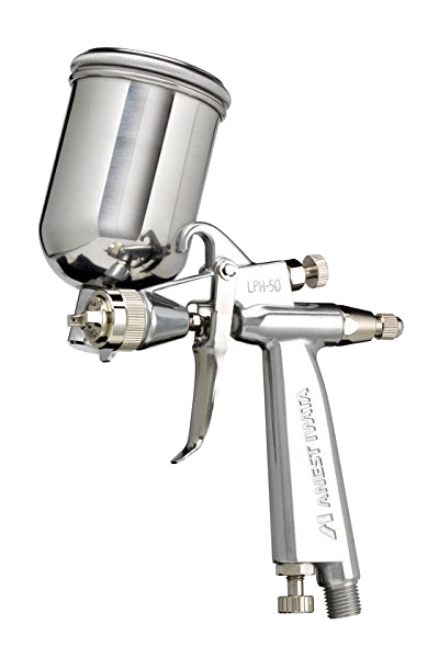 Anest Iwata LPH-50 Spray Gun with Cup