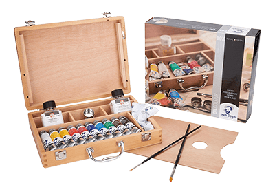 Royal Talens Van Gogh Oil Color Box Set