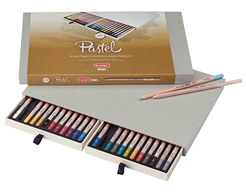 Bruynzeel Pastel Pencil Box Set of 24