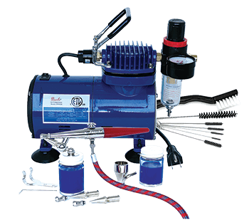 Paasche H Airbrush Package