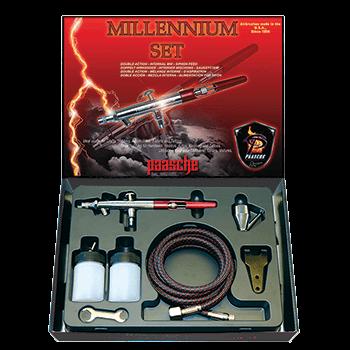 Paasche Millennium Airbrush Kit - Double Action