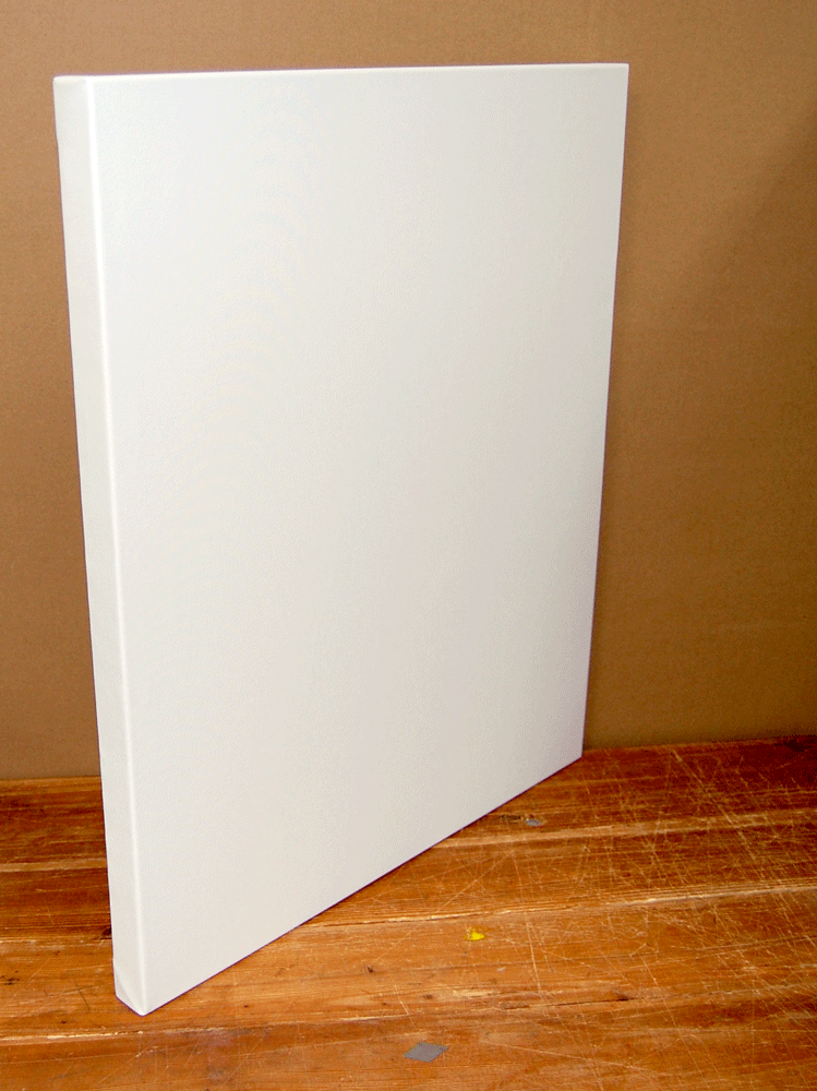 Custom made canvases rex art supplies for Materials for canvas painting