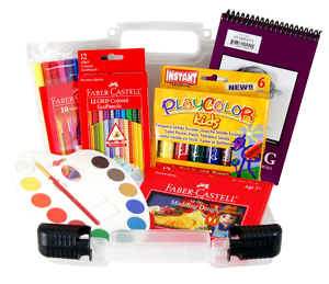 Rex Art Kids Creativity Set