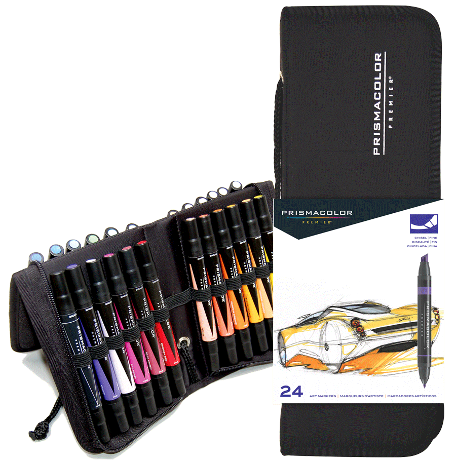 prismacolor premier art marker sets rex art supplies