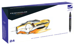 Prismacolor Art Marker Set of 24