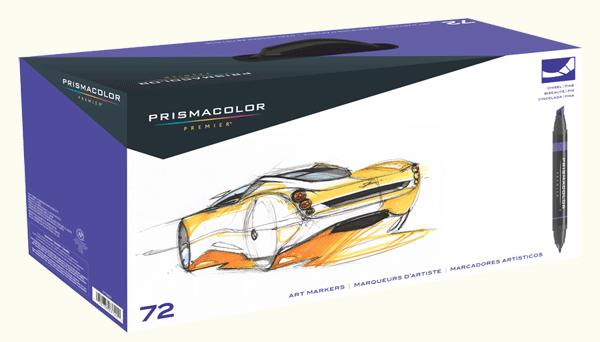 Prismacolor Art Marker Set of 72
