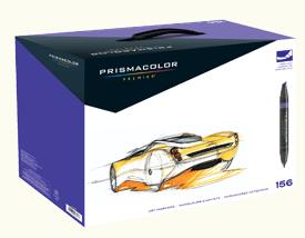 Prismacolor Art Marker Set of 156