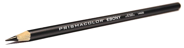 Ebony Drawing Pencil