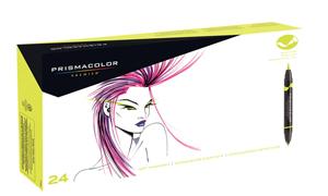 Prismacolor Premier Brush Marker Set of 24