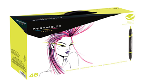 Prismacolor Premier Brush Marker Set of 48