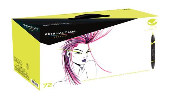 Prismacolor Premier Brush Marker Set of 72
