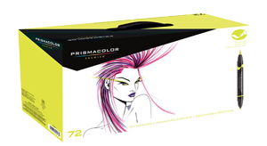 Prismacolor Premier Brush Marker Set of 72