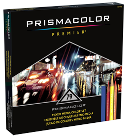 Prismacolor Premier Mixed Colored Pencil Set