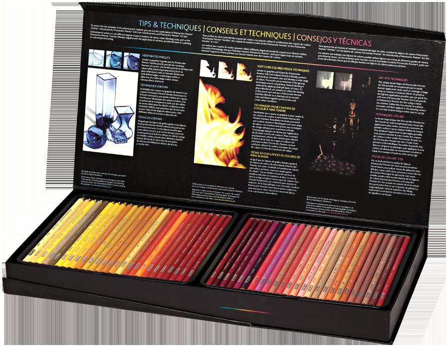 Iwata Airbrush Kit >> Prismacolor Premier Colored Pencil Set of 150 | Rex Art ...