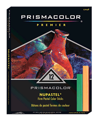 Prismacolor Nupastel Color Stick Set of 12