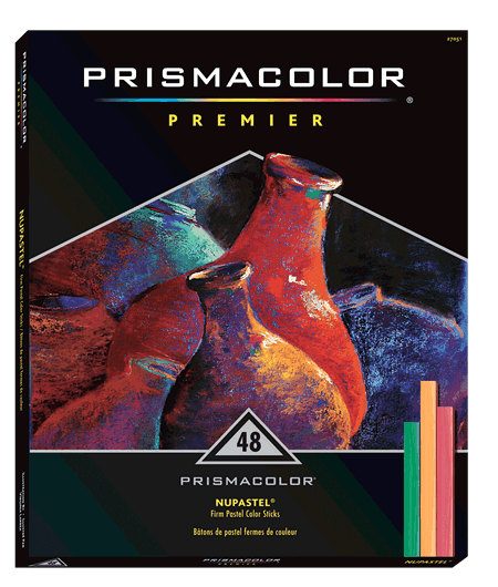 Prismacolor Nupastel Color Stick 48 Set
