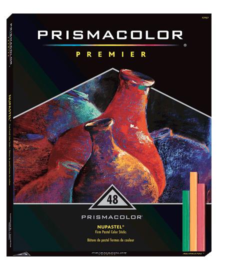 Prismacolor Nupastel Color Stick 48 Set
