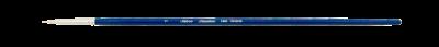 Silver Brush Bristlon, Long Handle, Round - Size 1