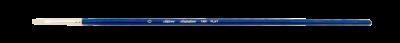Silver Brush Bristlon, Long Handle, Flat - Size 0