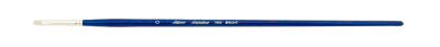 Silver Brush Bristlon, Long Handle, Bright - Size 0