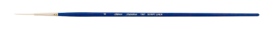 Silver Brush Bristlon, Long Handle, Script Liner - Size 4