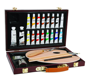 Art gifts for kids art sets for kids at rex art supplies for Professional painting supplies
