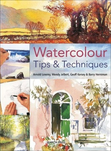 Watercolor Painting Book