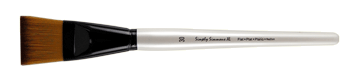 Simply Simmons XL Soft Synthetic Flat Brush - Size 30