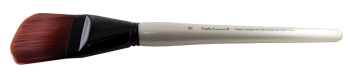 Simply Simmons XL Stiff Synthetic Filbert Brush - Size 60