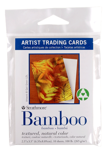 PACK OF 6 Strathmore Artist Trading Cards 400 Series Watercolor pack of 10