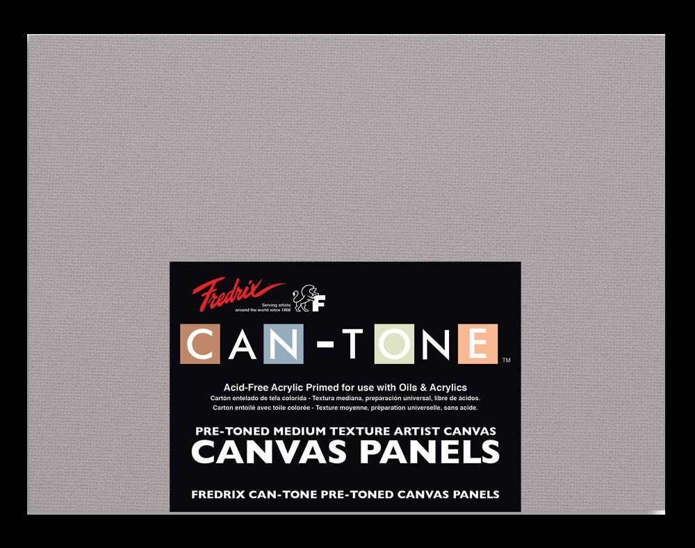 fredrix can tone artist canvas panels rex art supplies
