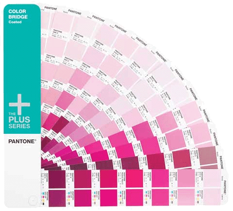 PANTONE Plus Series Color Bridge - Coated