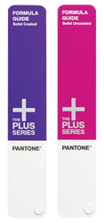 PANTONE Plus Series Solid Formula Guides - Coated & Uncoated