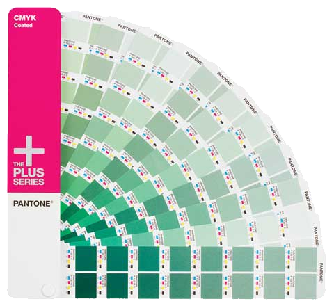 PANTONE Plus Series CMYK Color Guides