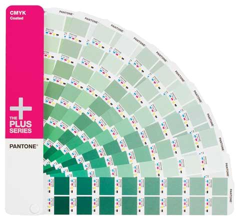 PANTONE Plus Series CMYK Color Guides
