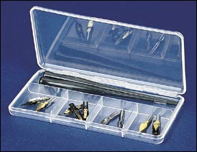Artbin Pen & Nib - Size 7 x 3-1/2 x 1-1/4